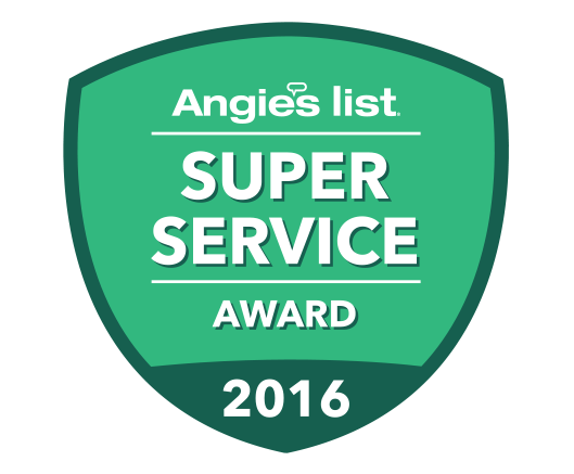 Angie's list badge