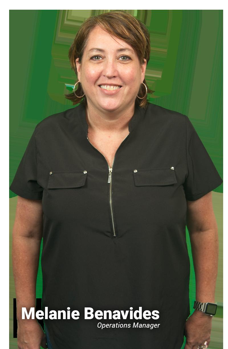 Melanie Benavides CenTex Foundation Repair