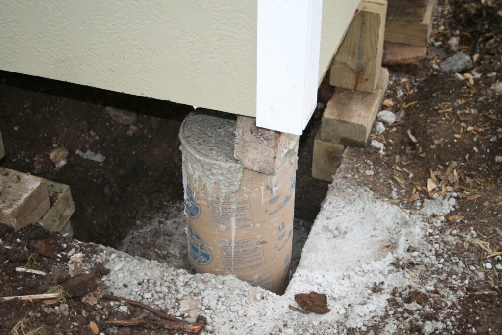 Pier and Beam Foundation Repair Austin, TX